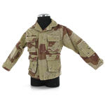 BDU desert camo jacket