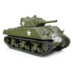 Sherman Un-Assembled RC Kit
