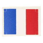 France Flag Patch (Blue)