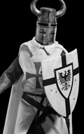 Teutonic Knight -  Noble Knight Banner Holder