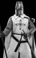 Teutonic Knight -  Knight Sergeant Brother