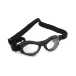 Bug Eye Action Eyewear Goggles (Black)