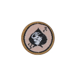 Patch Special Boat Team DBG (Beige)