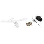 Drône UAV RQ 11 Raven avec console de navigation (Blanc)