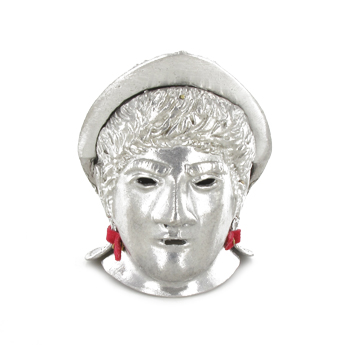 Museum Collection 2013 - Casque Cavalerie Romaine (Argent)