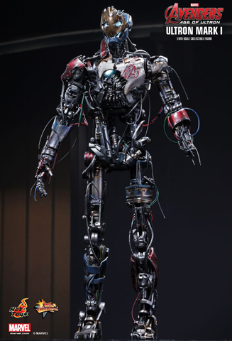 Avengers : Age Of Ultron - Ultron Mark I