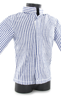 Striped Shirt (Blue)