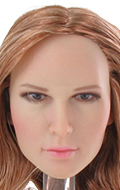 Caucasian Female Headsculpt (Chestnut)