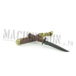 Couteau de combat baïonette USMC M10 avec étui