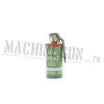 M18 smoke grenade (red)
