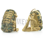 ILBE assault pack w/ tube (woodland marpart camo)