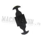 Marqueur de casque SCHIM (Noir)