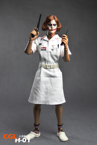 The Joker Nurse