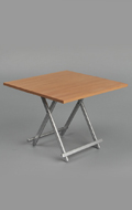 Folding Table (Brown)