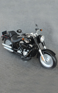 HD Type Motorcycle (Black)