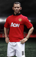 Manchester United - Ryan Giggs  (ACGHK Exclusive)