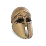 Greek Corinthian Helmet (Gold)