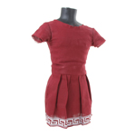 Greek Tunic (Red)