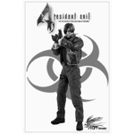 figurine The Resident Evil (Leather Jacket Version)