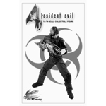 figurine The Resident Evil (Policeman Uniform Version)
