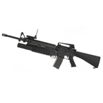 M16A4 Assault rifle with M203 grenade launcher