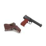 Chinese Type 67 Pistol with Holster (Black)
