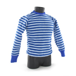 Chinese Sailor Sweater (Blue)