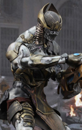The Avengers - Chitauri Commander