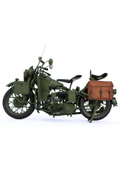 Moto Harley-Davidson US Army WWII (Olive Drab)