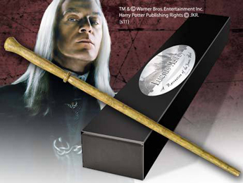 Harry Potter - Lucius Malfoy Wand Props Replica