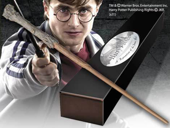 Harry Potter - Baguette Magique de Harry Potter Props Replica