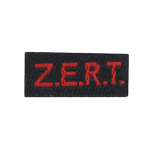 Patch ZERT (Rouge)