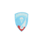 Patch 187th Airborne Division (Bleu)
