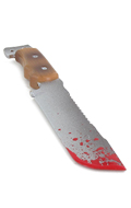 Bloody Knife (Grey)
