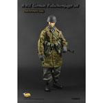 Set German  Fallschirmjager Soldier
