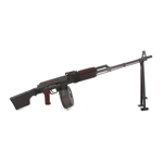 RPKM Rifle (Black)