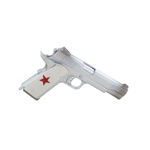 M1911 Colt 45 Pistol (Silver)