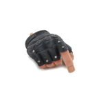 Gloved Mittens Right Hand (Black)