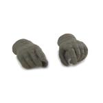 Gloved Hands (Olive Drab)