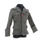 Veste tunique Officier Elite (Feldgrau)