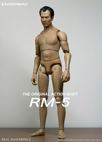 Original Action Body RM5.01 - Oriental Master