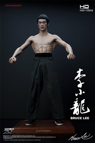 Bruce Lee 70th Anniversary Statue