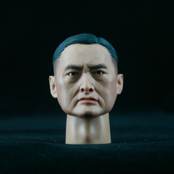 Headsculpt Yun-Fat Chow
