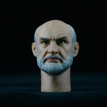 Headsculpt Sean Connery 2