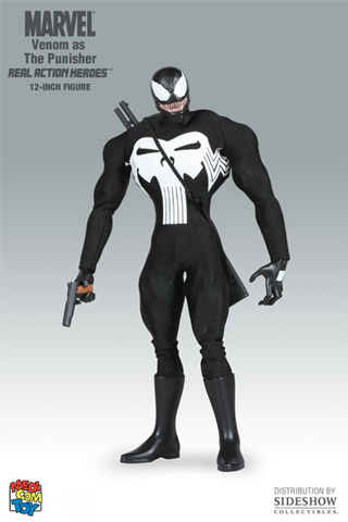 Venom As The Punisher