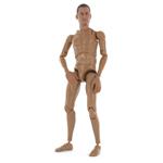 Caucasian Slim nude Body