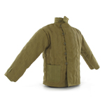 Red Army winter padded Telogreika jacket