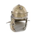 Roman Imperial Gallic Style Helmet (Gold)