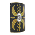 Scutum Shield (Black)