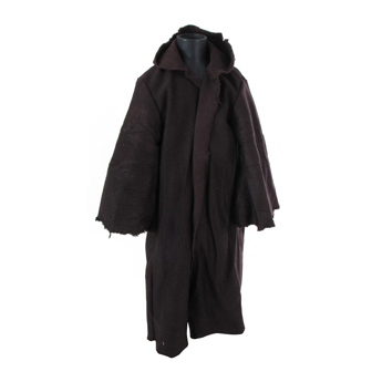 Robe de Jedi Battle Damaged (Marron)
